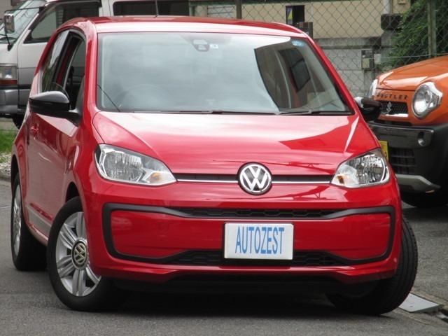今回ご紹介のお車は「H29 VW up! with beats」です、☆低走行で非常に程度の良いお車が入庫致しました☆アフター保証1年間走行無制限!全国ロードサービス付き車輌でございます!