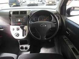 運転席に座ったイメージです♪