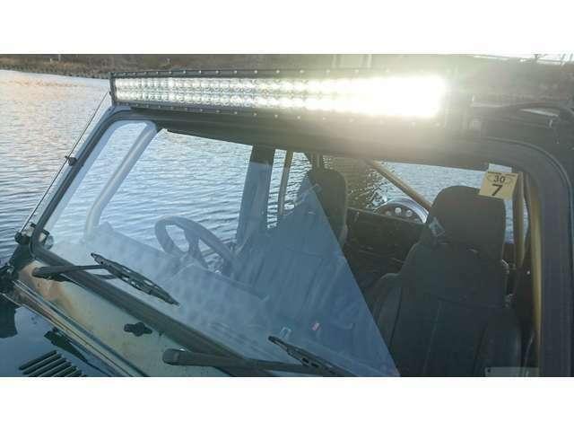 LED フォグこのまま新規車検や継続車検受かります(公認済み)