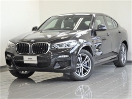 BMW X4 xドライブ30i Mスポーツ 4WD ブラックレザー ドライバーアシストプラス