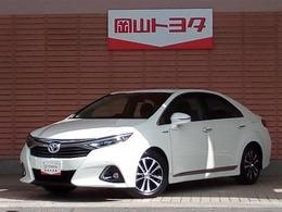 トヨタ SAI 2.4 G メモリ-ナビ・スマ-トキ-・LED付き
