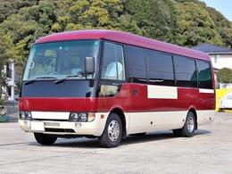 三菱ふそう ローザ マイクロバス 29人乗り AT車 エアサス PA-BE66DG