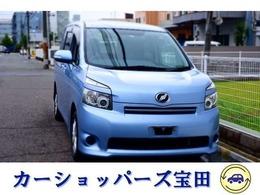 トヨタ ヴォクシー 2.0 X Lエディション 4WD 両側パワスラ フルセグTV ツインモニタ