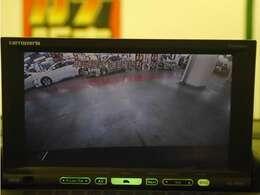 「バックモニター」駐車が苦手な人の強い味方!後ろの様子が確認できます