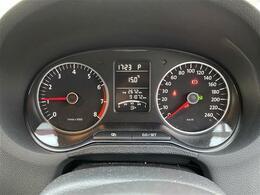 ◆撮影時の走行距離です。次からはあなたがポロのオーナーになり距離を刻んでいってください!!