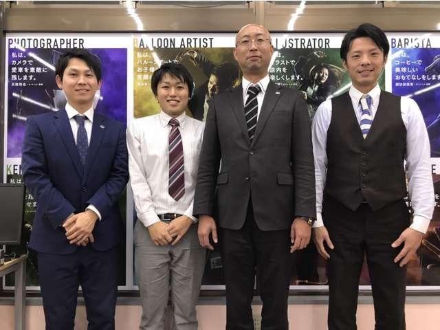 Aプラン画像:富士宮店は、地域との関係を大切に、地域に根付いた店舗です。地域の方とのお祭りや地域貢献活動にも力を入れております。