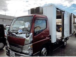 三菱ふそう キャンター 冷凍車 NOx PM対応