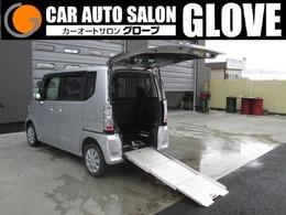 ホンダ N-BOX+ 660 G 車いす仕様車 4WD アイドリングストップ シートヒーター