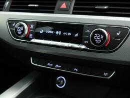 フロントシートヒーター付3ゾーンエアコン