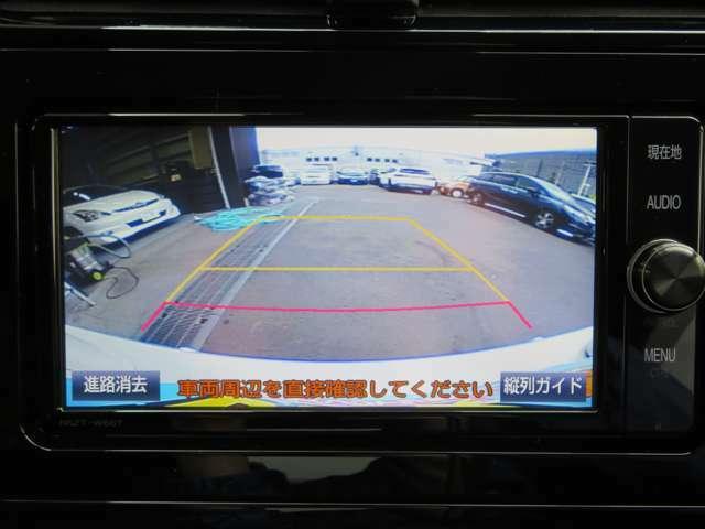 Bカメラ装備で、駐車も安心ですね♪また、パーキングアシスト装備で御座います♪