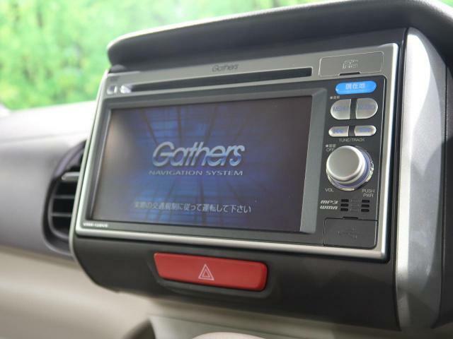 【純正ナビ】TVの視聴も可能です☆高性能&多機能ナビでドライブも快適ですよ☆