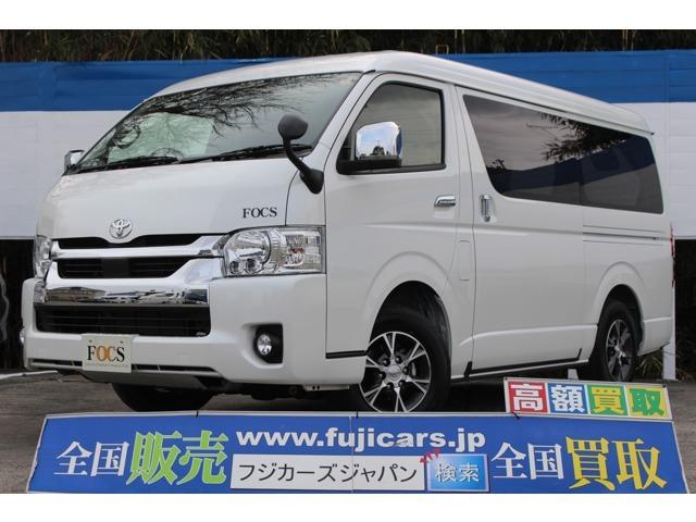 【新車 フジカーズジャパン製 FOCS DS F-Style 内装C-Style】入庫いたしました♪
