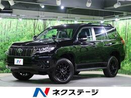 トヨタ ランドクルーザープラド 2.8 TX Lパッケージ ブラック エディション ディーゼルターボ 4WD 7人乗 ルーフレール サンルーフ 特別仕様