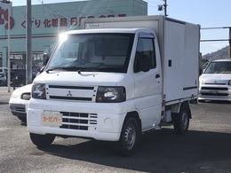 三菱 ミニキャブトラック 660 冷凍車 -5℃仕様 オートマ 両側スライド