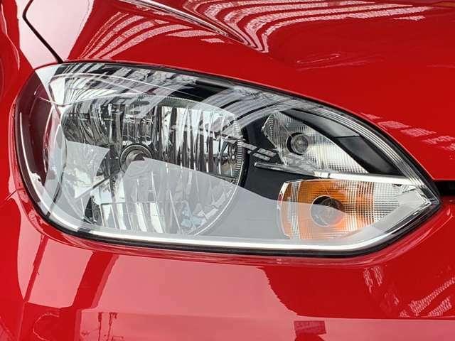 LEDヘッドライトです!明るいだけではなく、消費電力が少なく耐久性も良いです。