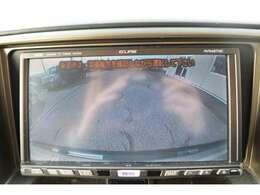 バックカメラ装備! 運転に自信がないお客様でもこれがあれば安心して駐車できます。
