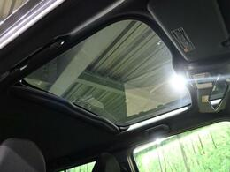 【スカイフィールトップ】☆車内には解放感が溢れ、爽やかな風や太陽の穏やかな光が差し込みます☆