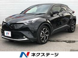 トヨタ C-HR ハイブリッド 1.8 G 純正SDナビ セーフティセンス