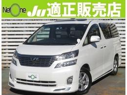 トヨタ ヴェルファイア 3.5 V Lエディション 4WD 1オナプリクラッシュLKAツインナビ両電