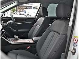 ●高品質で丈夫なパーシャルレザーシート付き車でございます。室内より高級に演出しております。さらに運転席・助手席シートヒーター付きですので寒い冬でも大変心地良く運転をしていただけます。