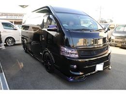 日産 NV350キャラバンマイクロバス 2.5 GX スーパーロングボディ ワイド ハイルーフ バスベース 3ナンバステーションワゴン