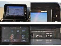 ☆純正メモリーナビ(MM319D-W)フルセグTV、DVD再生、CD録音、BTオーディオにも対応しています。