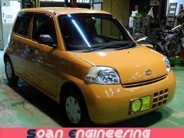 ダイハツ エッセ 660 X 車検R4/11 タイミングチェ-ン キ-レス