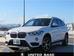 BMW X1 xドライブ 20i xライン 4WD 1オーナー禁煙車 4WD 電動ゲート