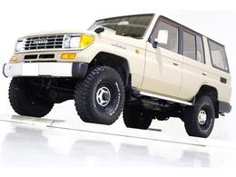 トヨタ ランドクルーザープラド 3.0 SX ディーゼルターボ 4WD リフトUP ナローボディ ウッドステアリング