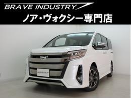 トヨタ ノア 2.0 Si WxBIII 新車7人ハ-フレザ-衝突防止ブレ-キ両電スラ