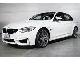 BMW M3セダン M DCT ドライブロジック コンペティションパッケージ装着車