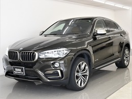 BMW X6 xドライブ 35i 4WD デザインピュアEXV コンビ革 ACC LED 20AW