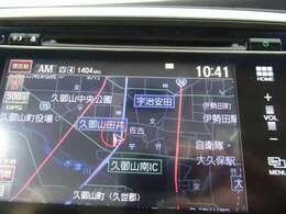 ★メモリーナビゲーション装備車★ 知らない道もナビゲーションが案内します!楽しい旅行をサポートしてくれます。