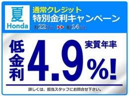 期.間.限.定.特別低金利キャンペーン実施中!実質年率4.9%!