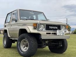 トヨタ ランドクルーザー70 3.4 LX ディーゼル 4WD