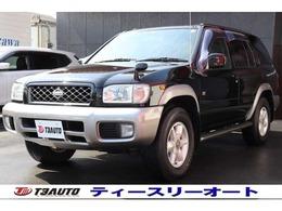 日産 テラノ 3.3 ワイド R3m SEリミテッド 4WD ワンオーナー/禁煙車/ディーラー記録簿全有