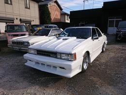 トヨタ クレスタ カスタム エアロローダウン