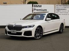 BMW 7シリーズ の中古車 750i xドライブ Mスポーツ 4WD 東京都世田谷区 1158.0万円