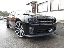 シボレー カマロ LT RS トランスフォーマースタイルGianelly22in