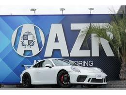 ポルシェ 911 GT3 PDK 正規ディーラー車 スポーツエキゾースト