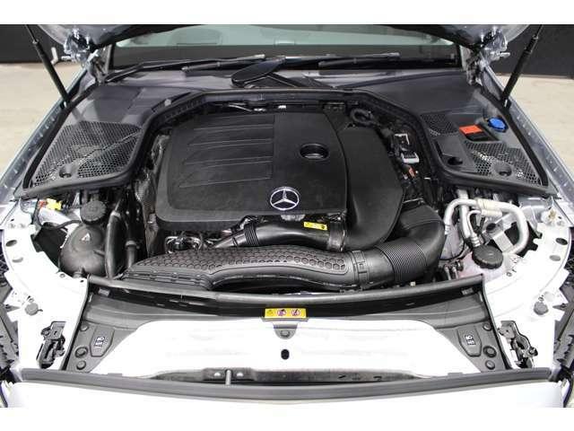 メルセデス認定中古車は最大100項目におよぶ、厳しいチェックを受けた安心の中古車です