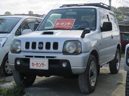 スズキ ジムニー 660 XC 4WD ルーフキャリア ETC アルミ キーレス