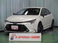 トヨタ カローラ の中古車 1.8 ハイブリッド WxB 静岡県富士市 259.6万円