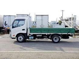 車両総重量4535kg 最大積載量2000kg