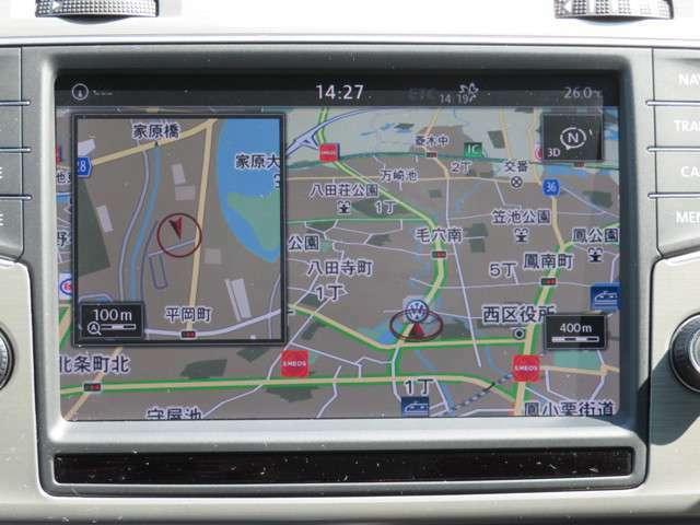 ナビゲーションをはじめ地デジ・オーディオ・車両ステータス表示・Bluetoothハンズフリーなどを8インチ大型タッチパネルディスプレイで表示&操作できるDiscover Proです☆