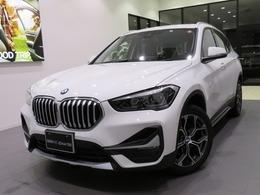 BMW X1 xドライブ 18d xライン 4WD 当社デモカー後期型認定中古車xライン