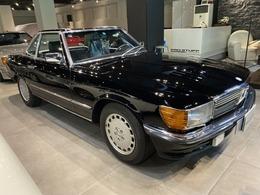 メルセデス・ベンツ SLクラス 実走10800km 正規ディーラー車 1989年モデル