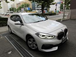 BMW 1シリーズ 118i プレイ DCT ディ-ラ-下取車1オ-ナ-禁煙車 新車保証継承