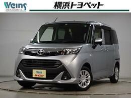 トヨタ タンク 1.0 X S 衝突軽減・SDナビ・バックカメラ・ETC