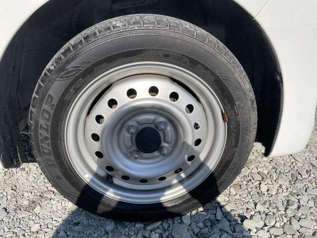 タイヤホイールの画像です!タイヤ交換、パンク修理等お任せください!とびきりフレッシュ フレスカー本店